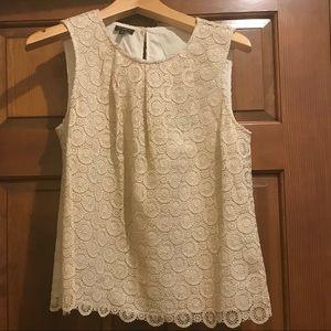 Talbots Luxury Fabric Sleeveless size 12 Petite